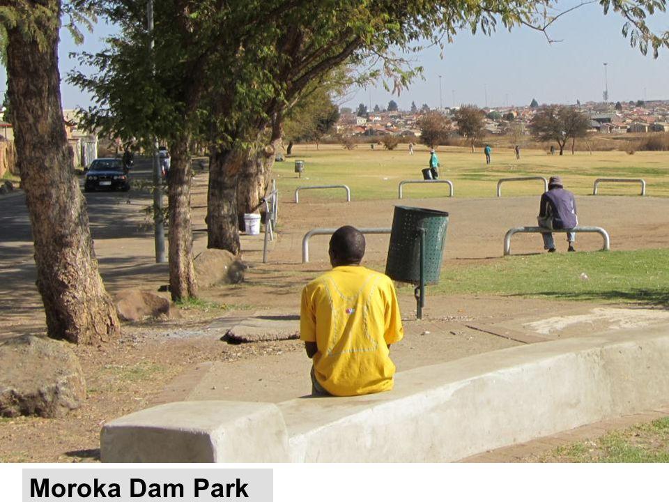 Moroka Dam Park