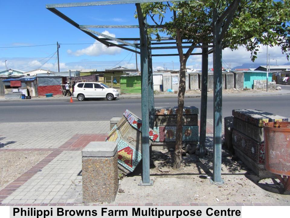 Philippi Browns Farm Multipurpose Centre