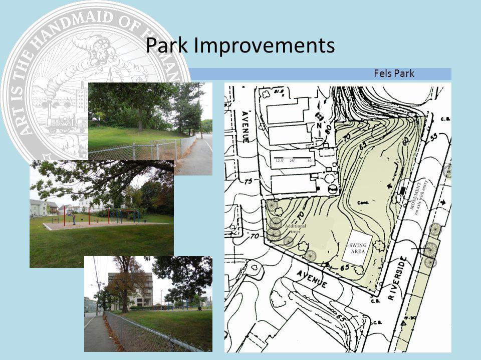 Fels Park Park Improvements