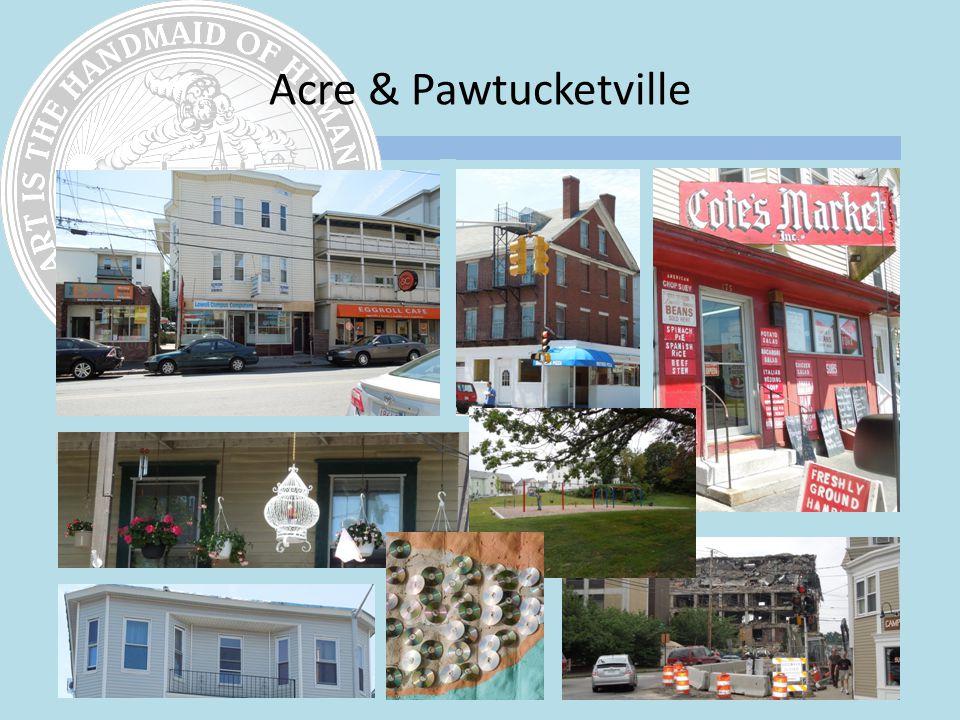 Acre & Pawtucketville