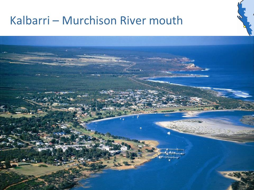 Kalbarri – Murchison River mouth