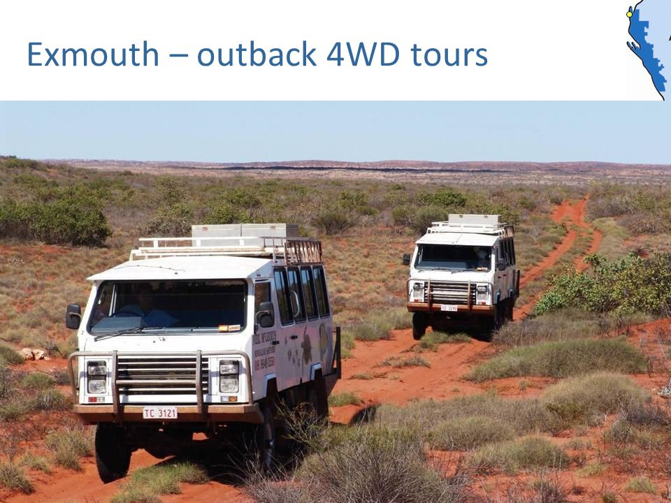 Exmouth – outback 4WD tours