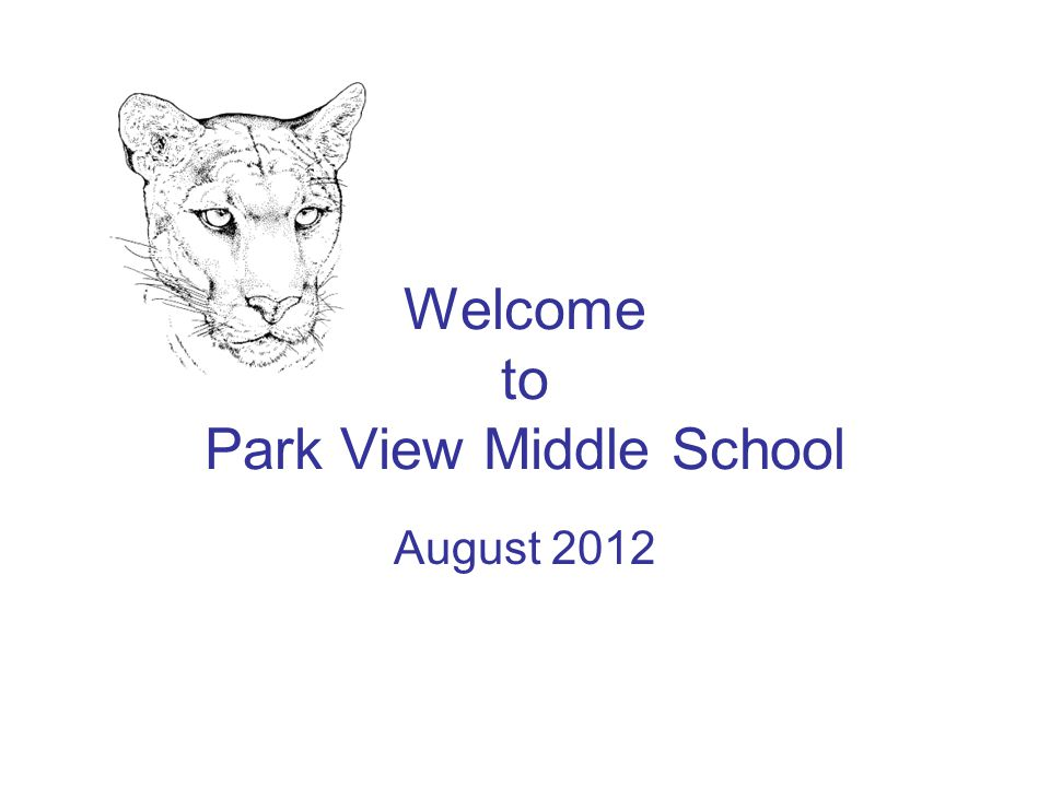 Park View Middle School PVMS Priorities – Leading School (70 – 75.6, currently PVMS CIS Score = 67.5 / Typical School Student Safety School Culture (Respect, Discipline, Organization) Instruction (Assessment Data, Goals) Curriculum (DANA, Common Core) SIP (Monitor & Update) (Committees) After School Programs & Activities