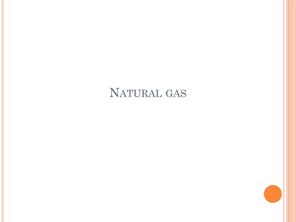 N ATURAL GAS