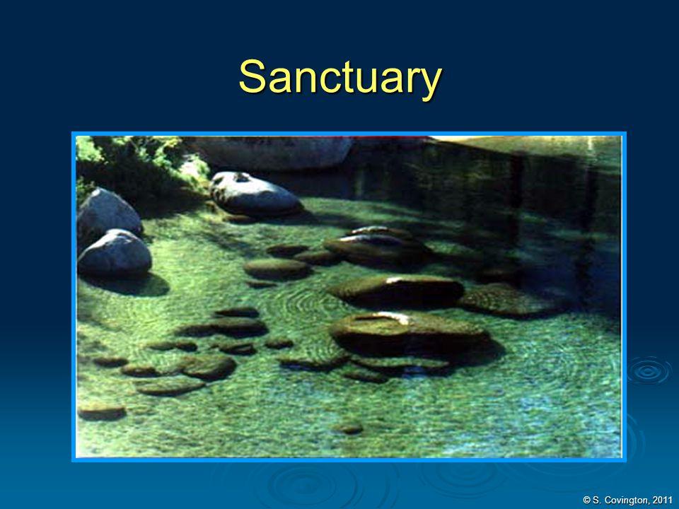 © S. Covington, 2011 Sanctuary