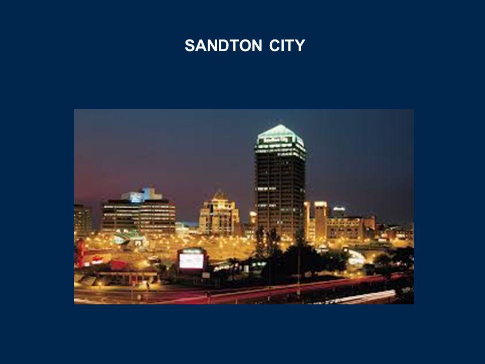 SANDTON CITY