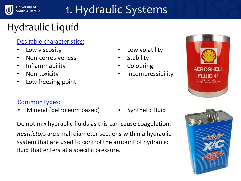 The hydraulic system provides the power required to activate aircraft services that require force to move.