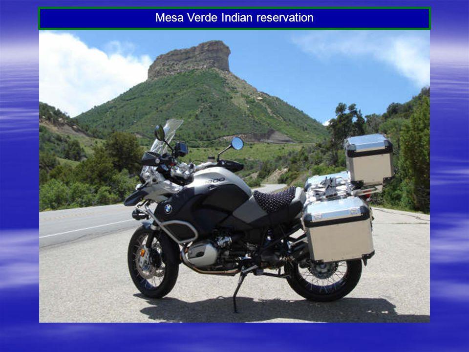 Mesa Verde Indian reservation