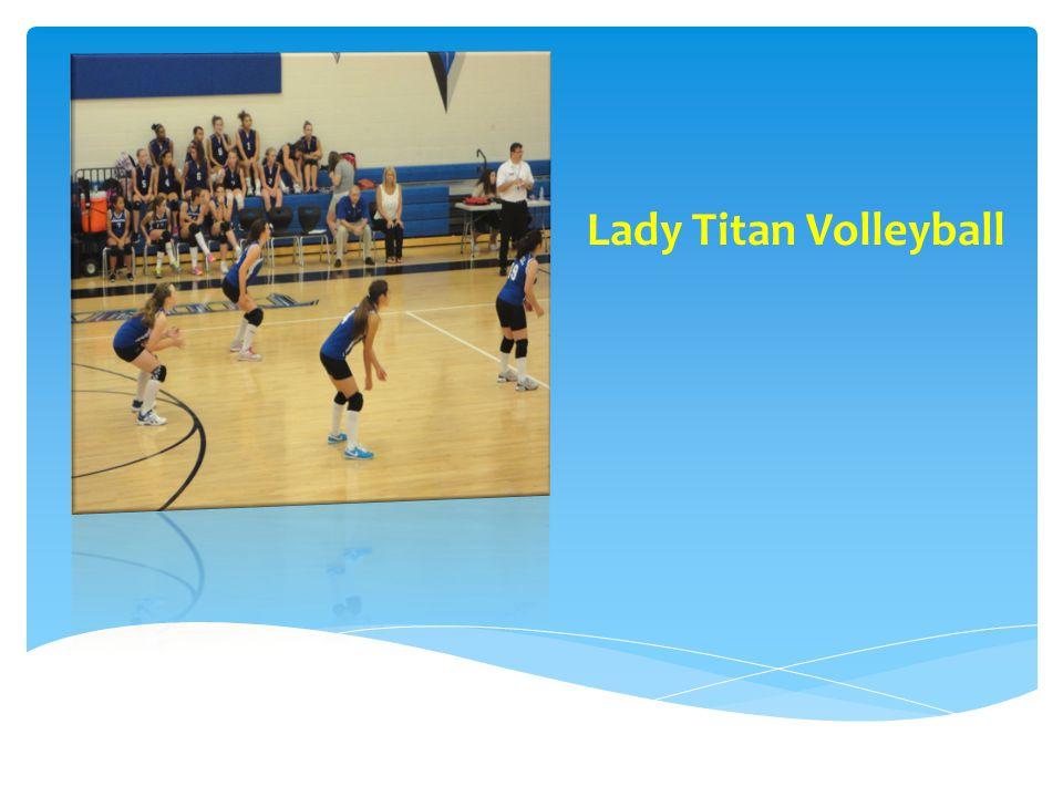 Lady Titan Volleyball
