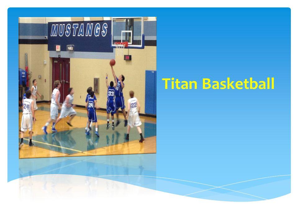 Titan Basketball