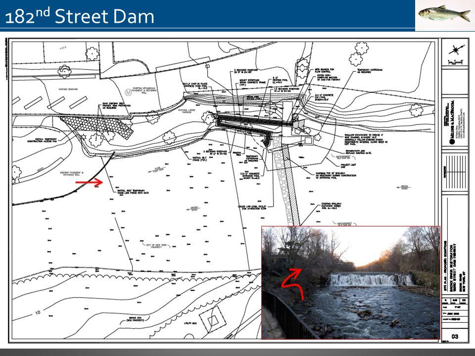 182 nd Street Dam