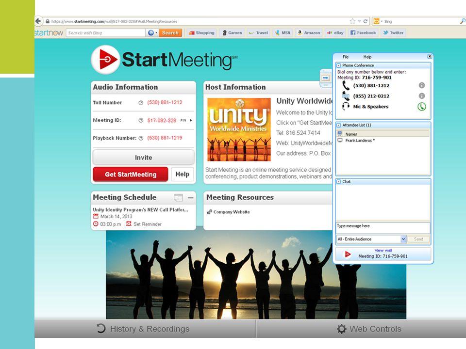 Web-Call Platform