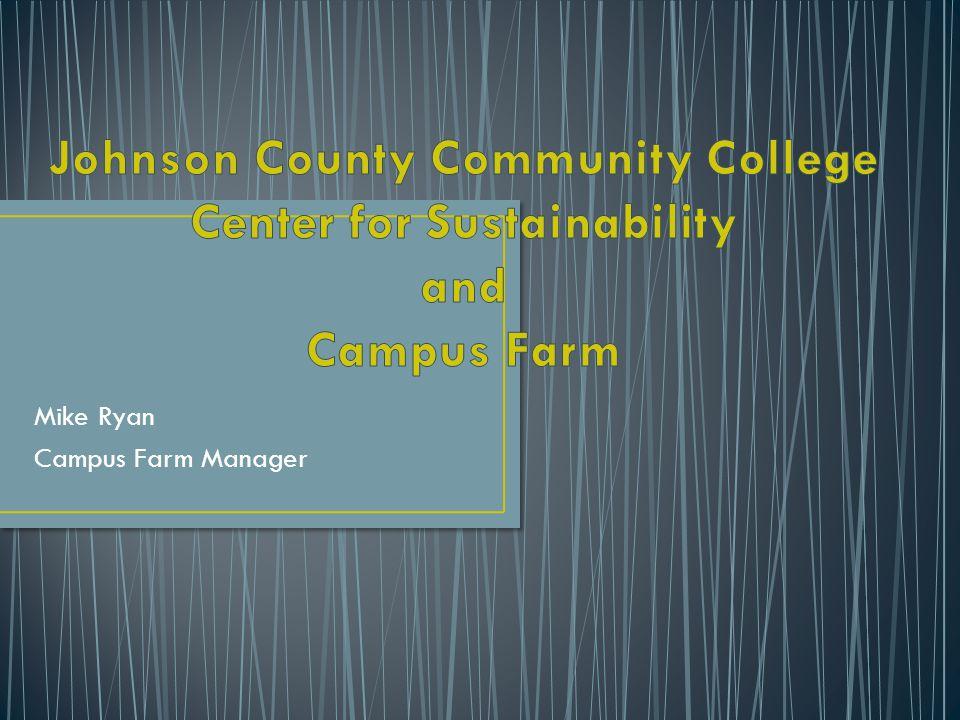 Johnson County Community College Overland Park, Kansas
