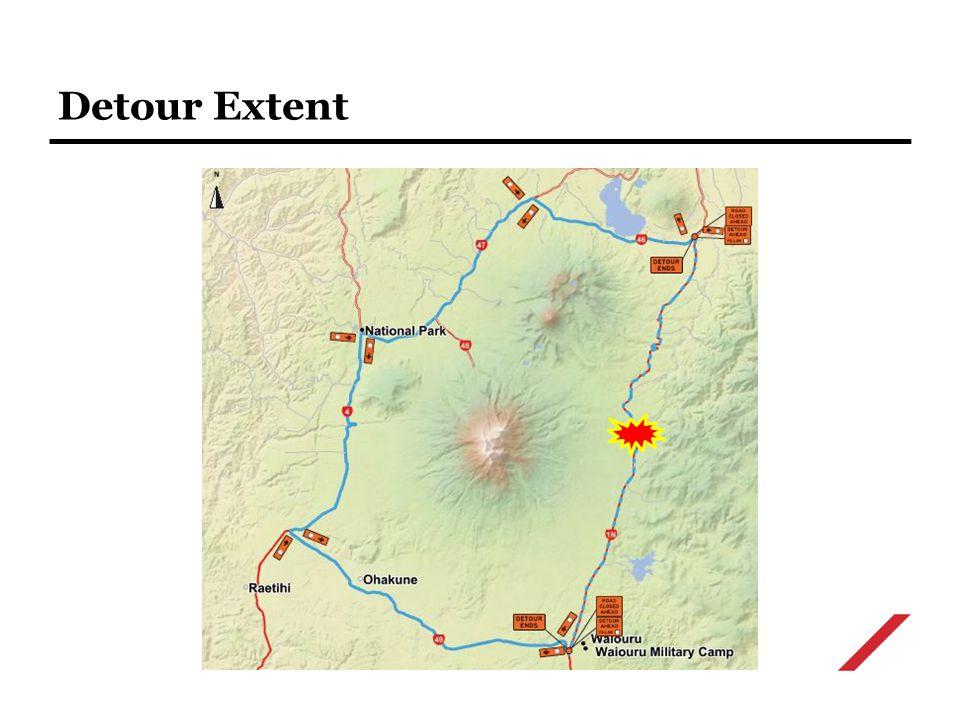 Detour Extent