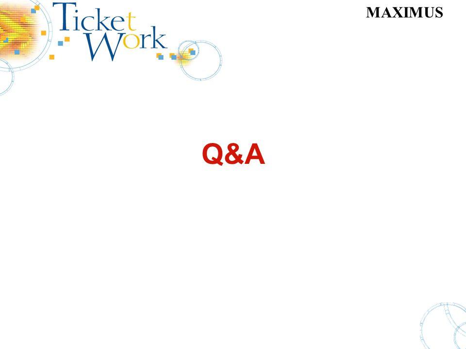 MAXIMUS Q&A
