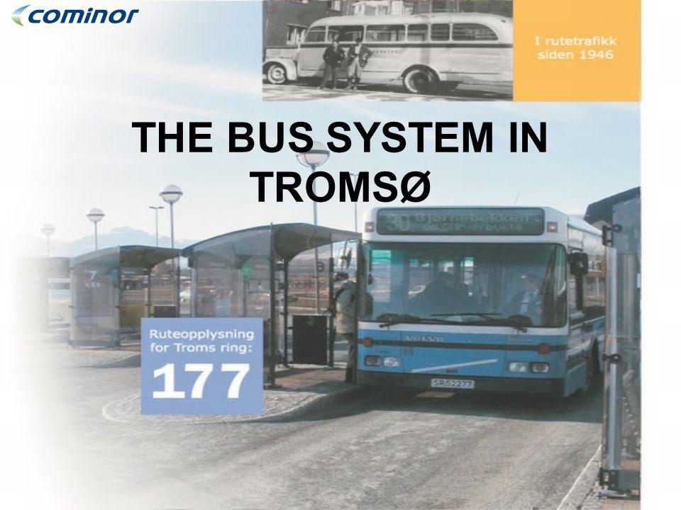 Where do the buses go?