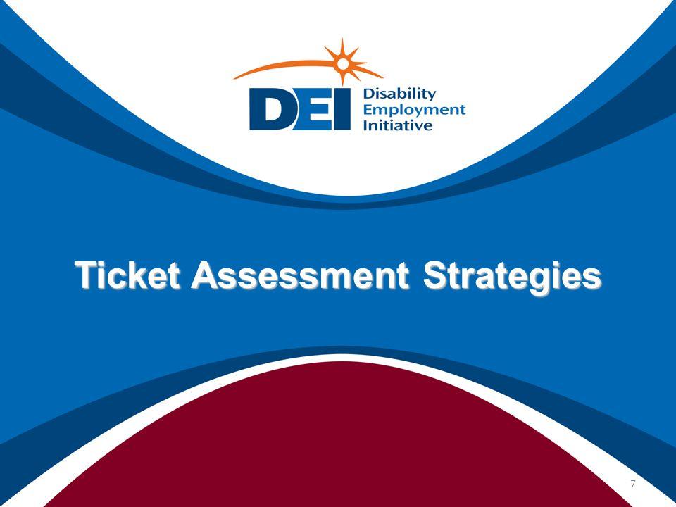Ticket Assessment Strategies 7