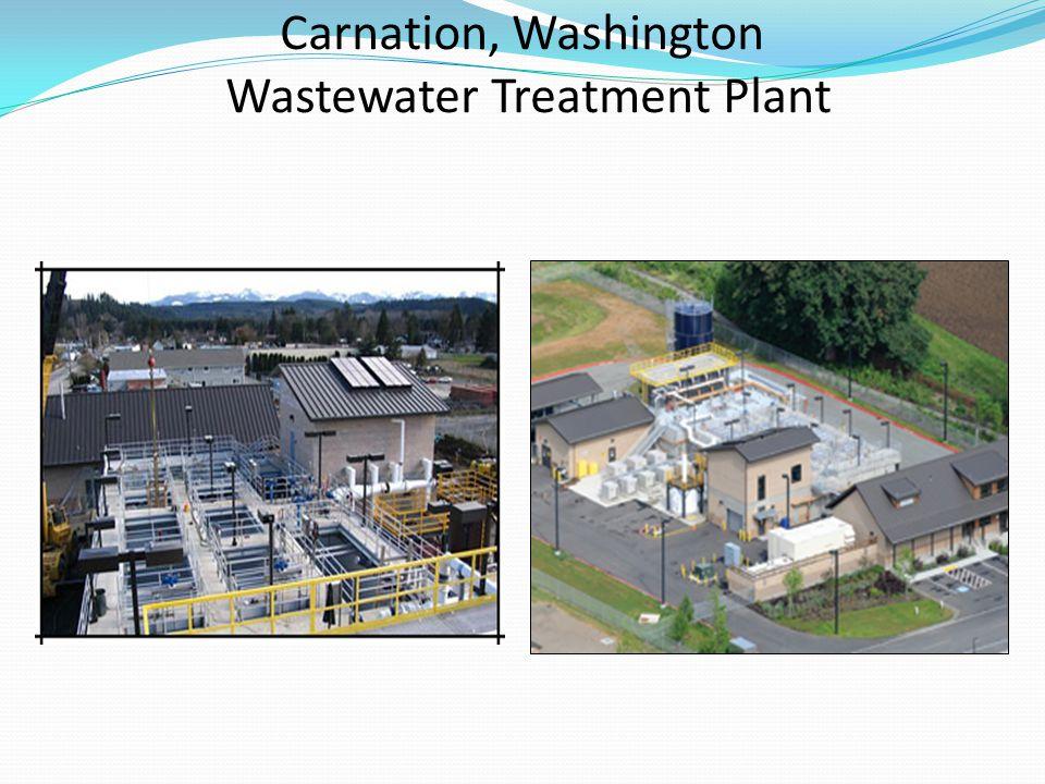 Carnation, Washington Wastewater Treatment Plant