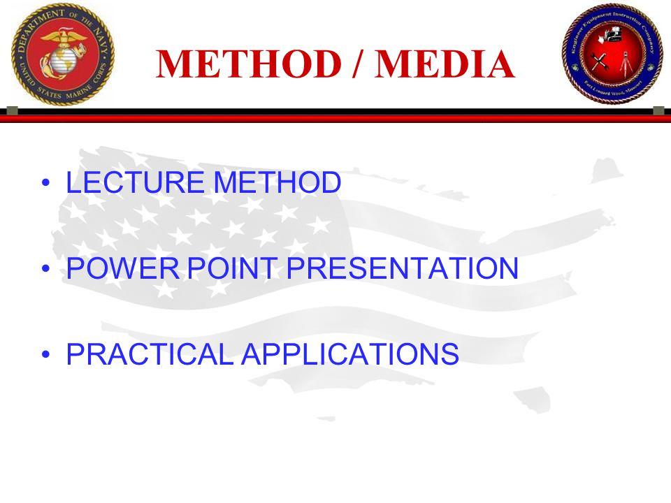 ADDITIONAL NOTES TM 4700-15/1H, Para.E. pg.