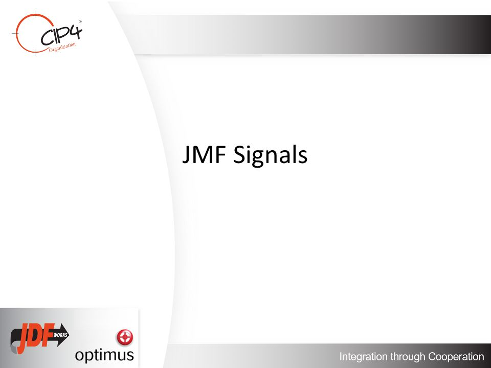 JMF Signals
