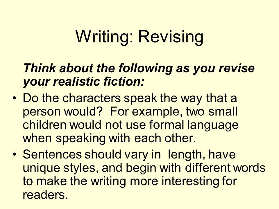 Daily Editing Correct the following sentences.
