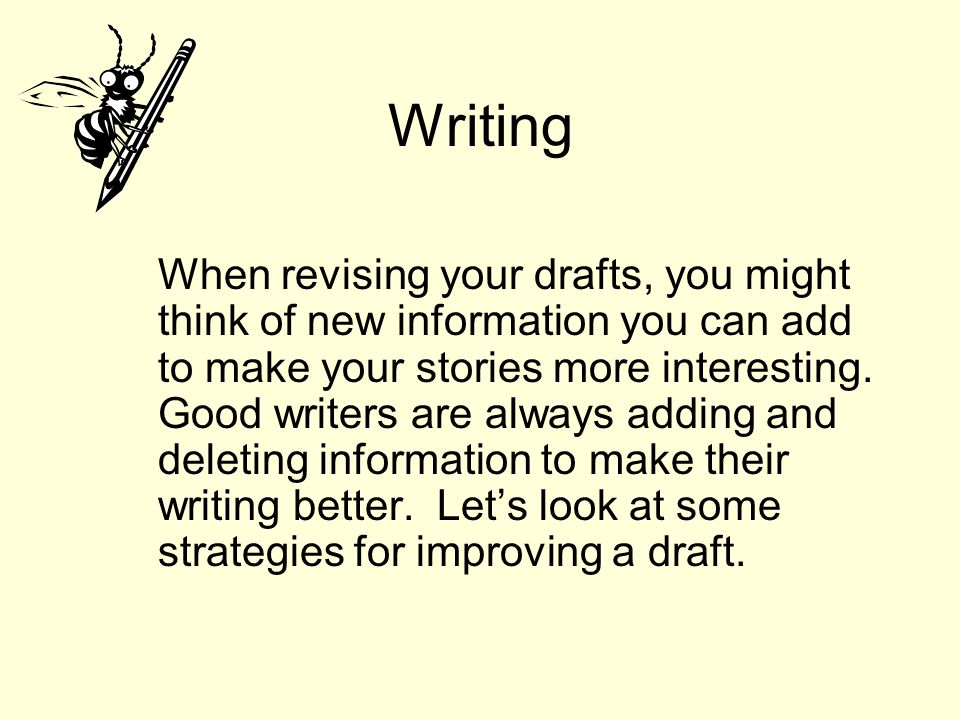 Daily Editing Correct the following sentences. eric misspelld a words Eric misspelled a word.