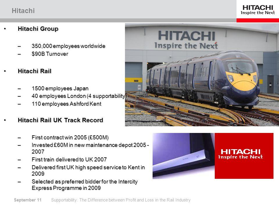 September 11 How does the UK rail industry work.
