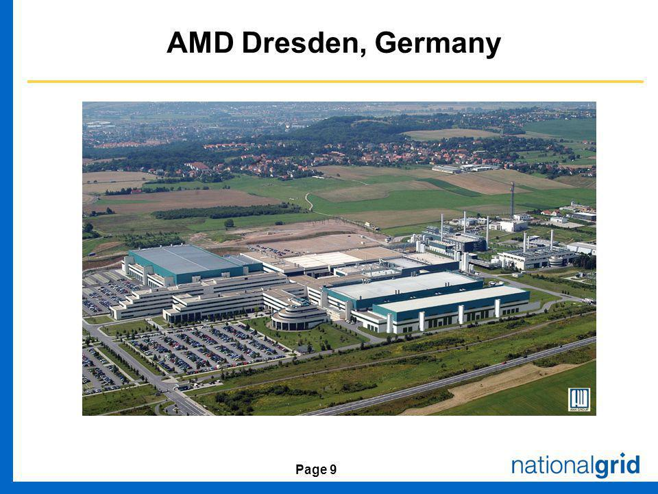 Page 9 AMD Dresden, Germany