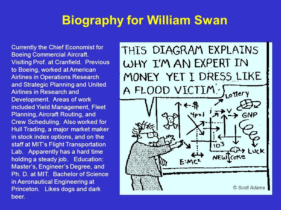 William Swan: Data Troll Story Teller Economist