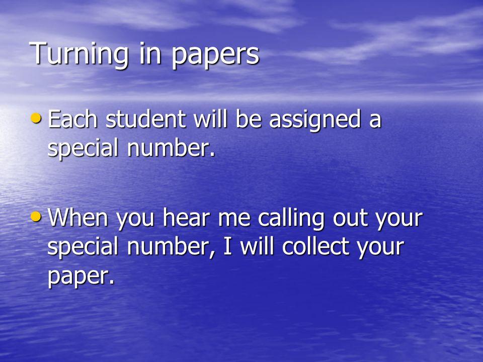 How Should You Head Your Paper? Joe Alvarez # 1Date Mr. SanchezRoom 208 Reading/Language Arts Reading/Language Arts Heading of Assignment Heading of A