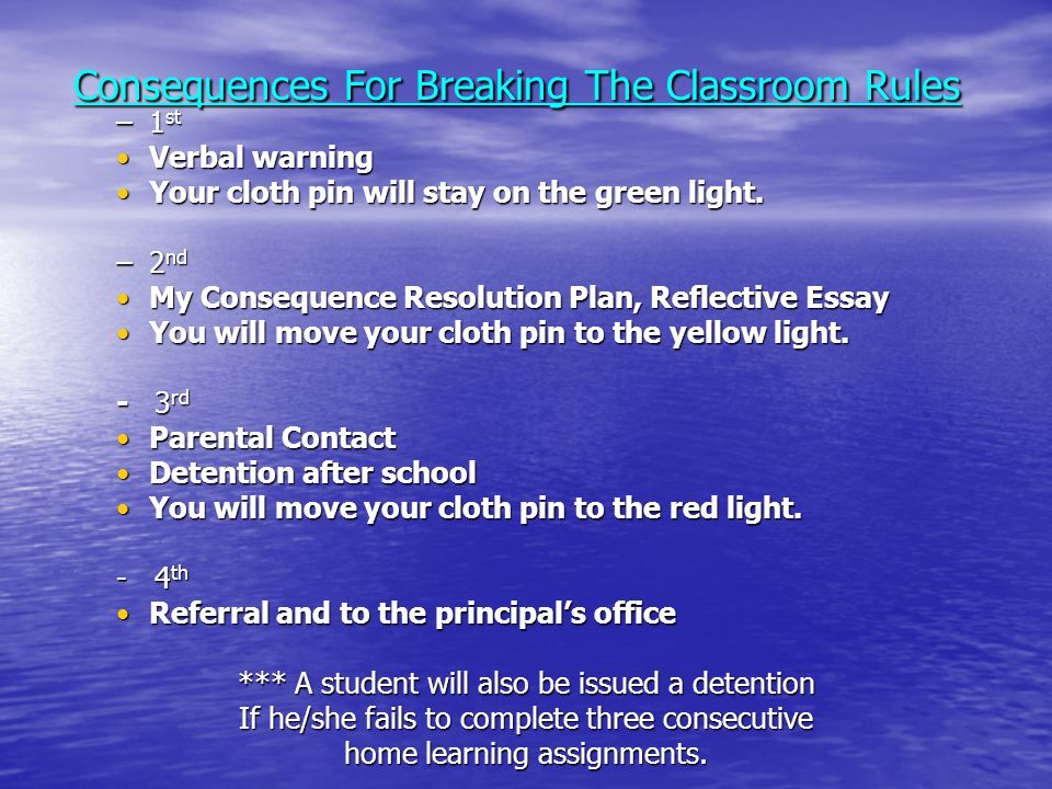Our Classroom Rules 1.) If you have a question to ask raise your hand and then wait to be acknowledged. hand and then wait to be acknowledged. 2.) Sta
