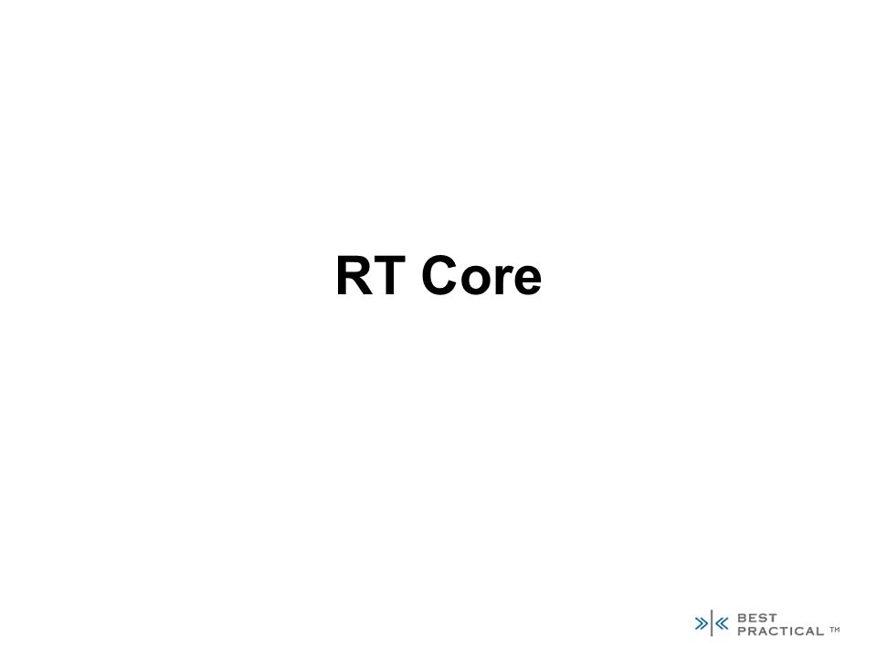 RT Core