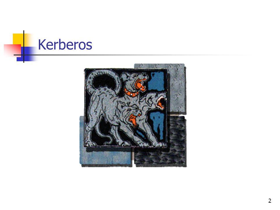 2 Kerberos