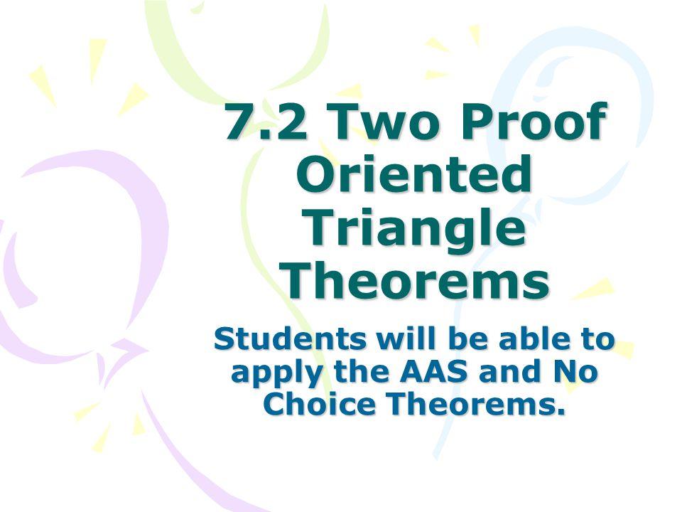 No Choice Theorem Toolbox.