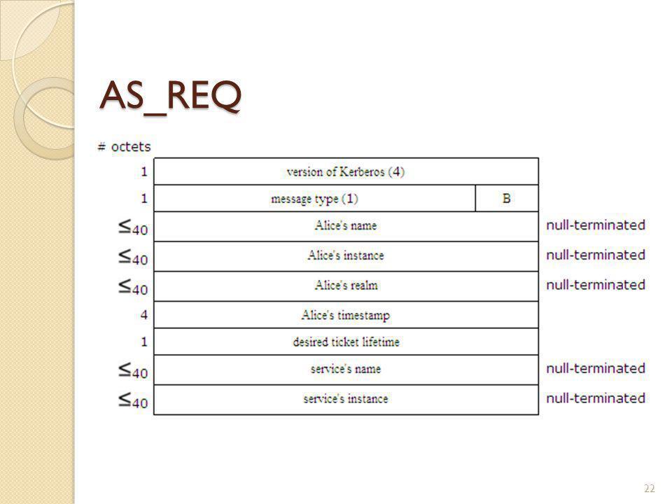 AS_REQ 22