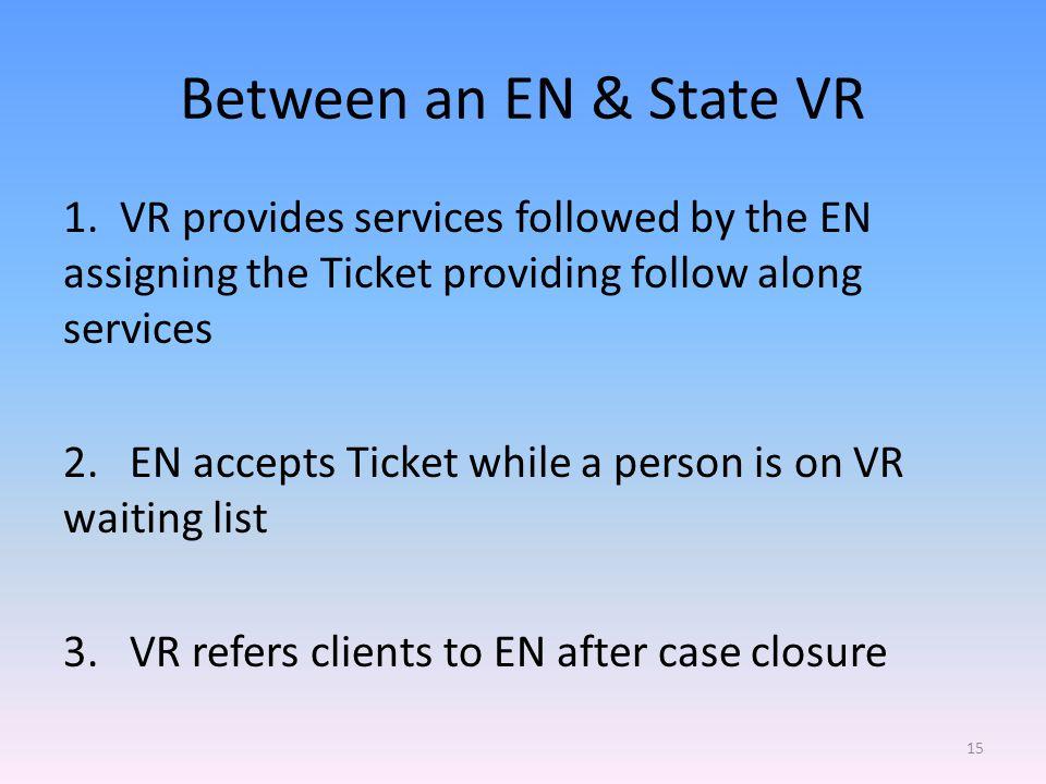 Between an EN & State VR 1.