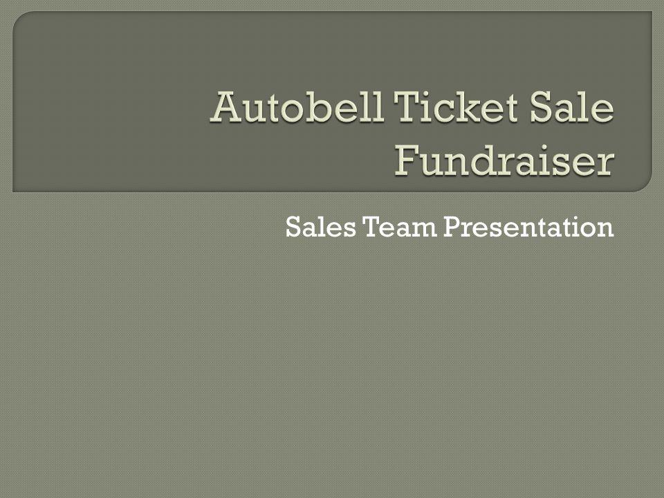 Sales Team Presentation
