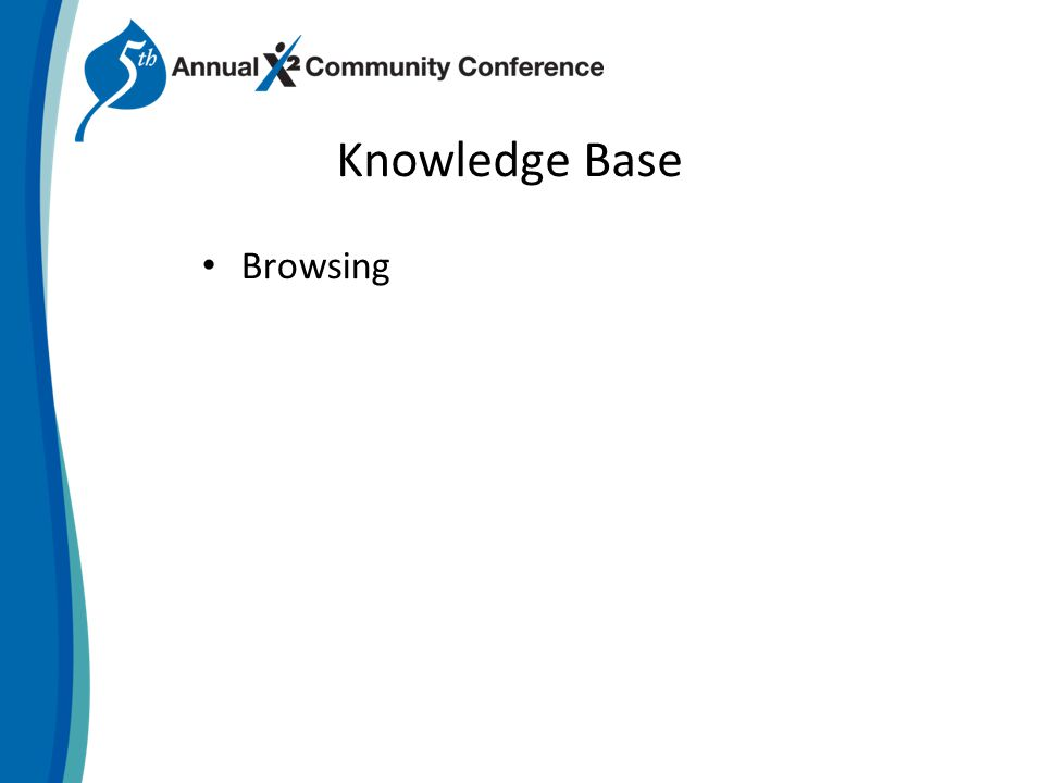 Knowledge Base Browsing
