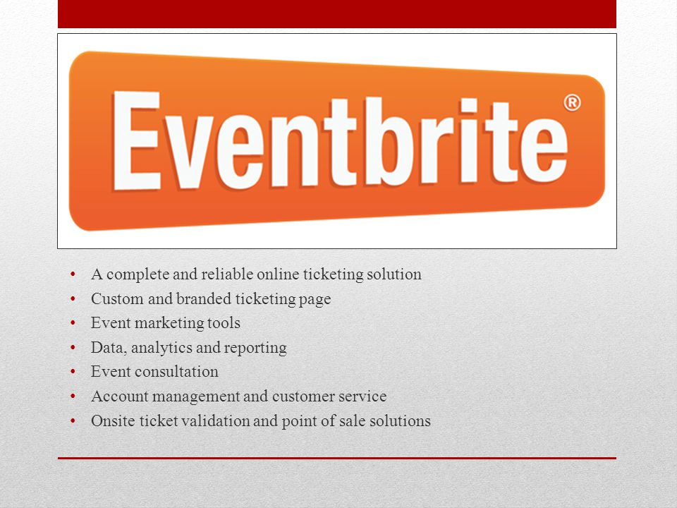 Articulate Ticketing Overview Are you looking for a better ticketing solution.