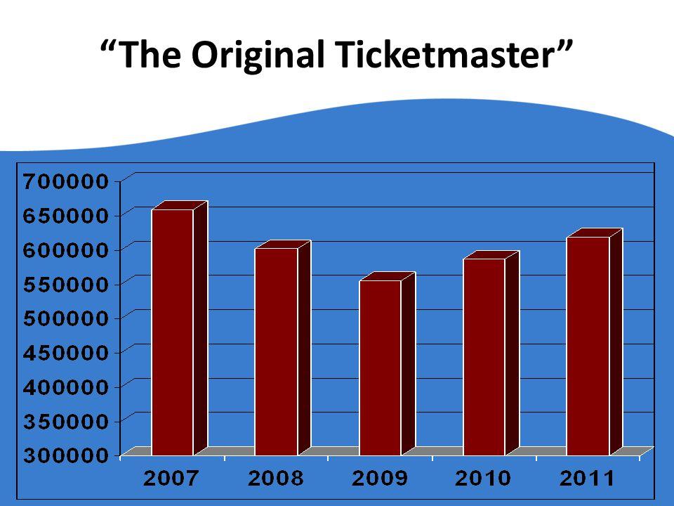 The Original Ticketmaster