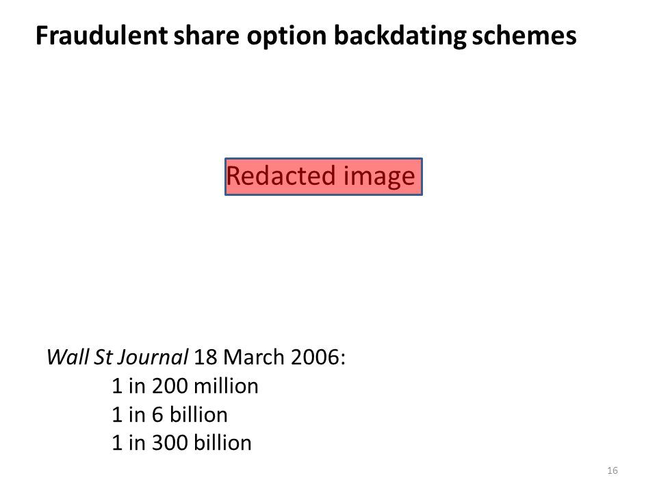 effect backdating contract