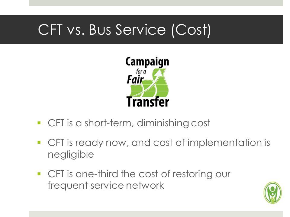 CFT vs.