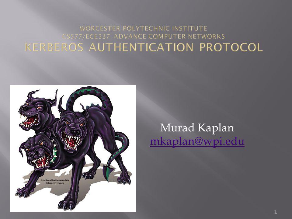 Murad Kaplan mkaplan@wpi.edu mkaplan@wpi.edu 1