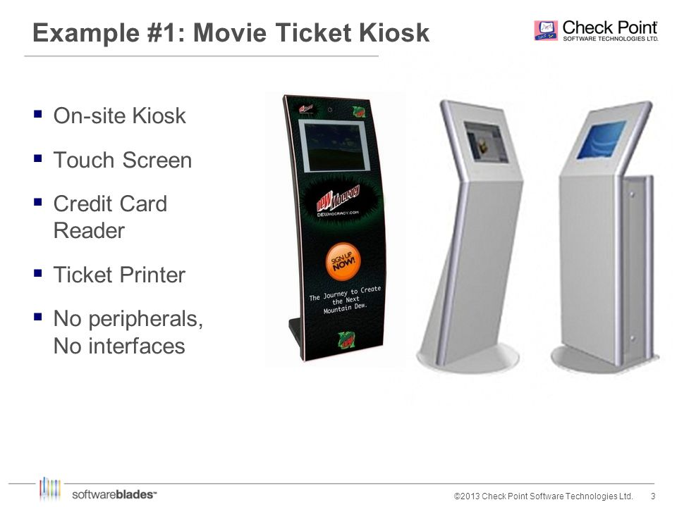4©2013 Check Point Software Technologies Ltd.