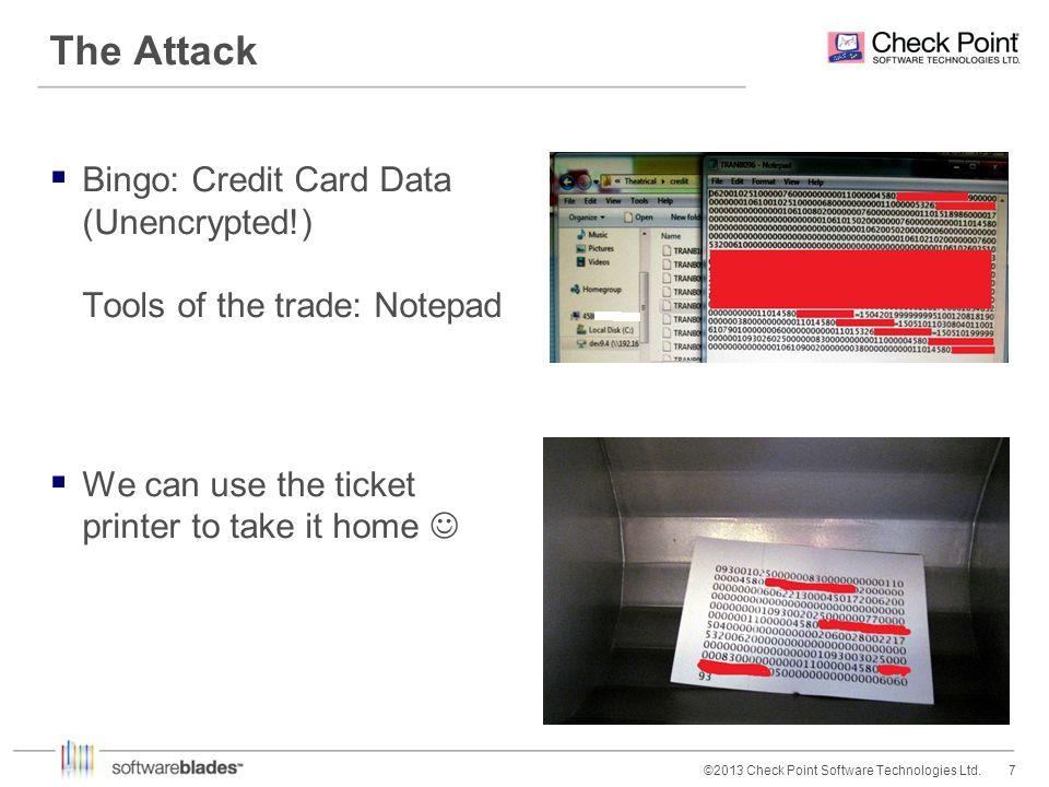8©2013 Check Point Software Technologies Ltd.
