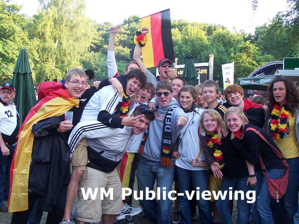 WM Public-viewing