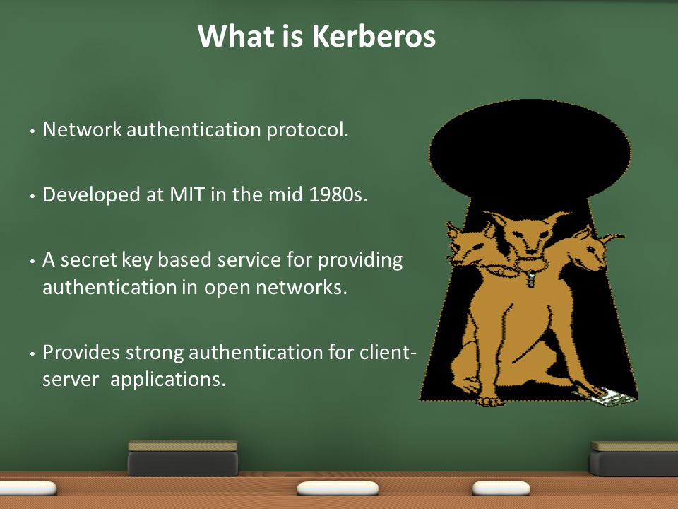 Authentication is a key feature in multi-user system.