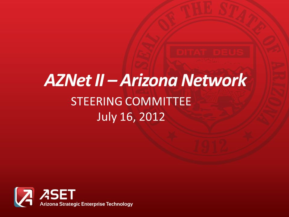 AZNET II – ARIZONA NETWORK Security Privacy and Risk (SPR) Onboard Process EIC will notify SPR of AZNet II candidates after they successfully pass the CenturyLink background check Background check and required security training courses will be initiated simultaneously by SPR SPR will administer security training SPR will initiate the State background check