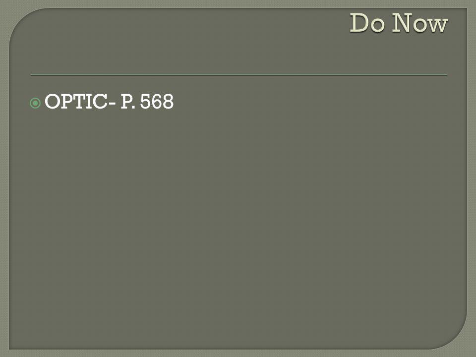 OPTIC- P. 568