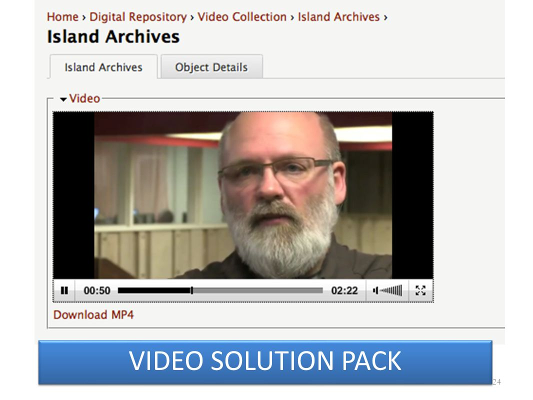24 VIDEO SOLUTION PACK